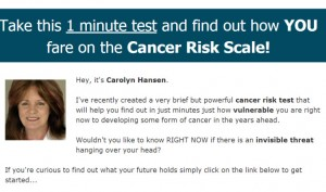 cancer test